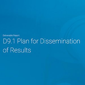 dissemination-plan Deliverables
