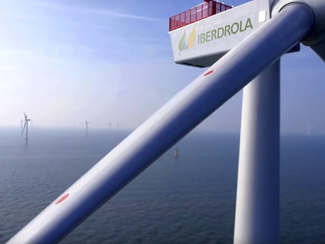 "turbina Iberdrola: ""Romeo Project is well aligned with Iberdrola strategic pillars"" offshore iberdrola"