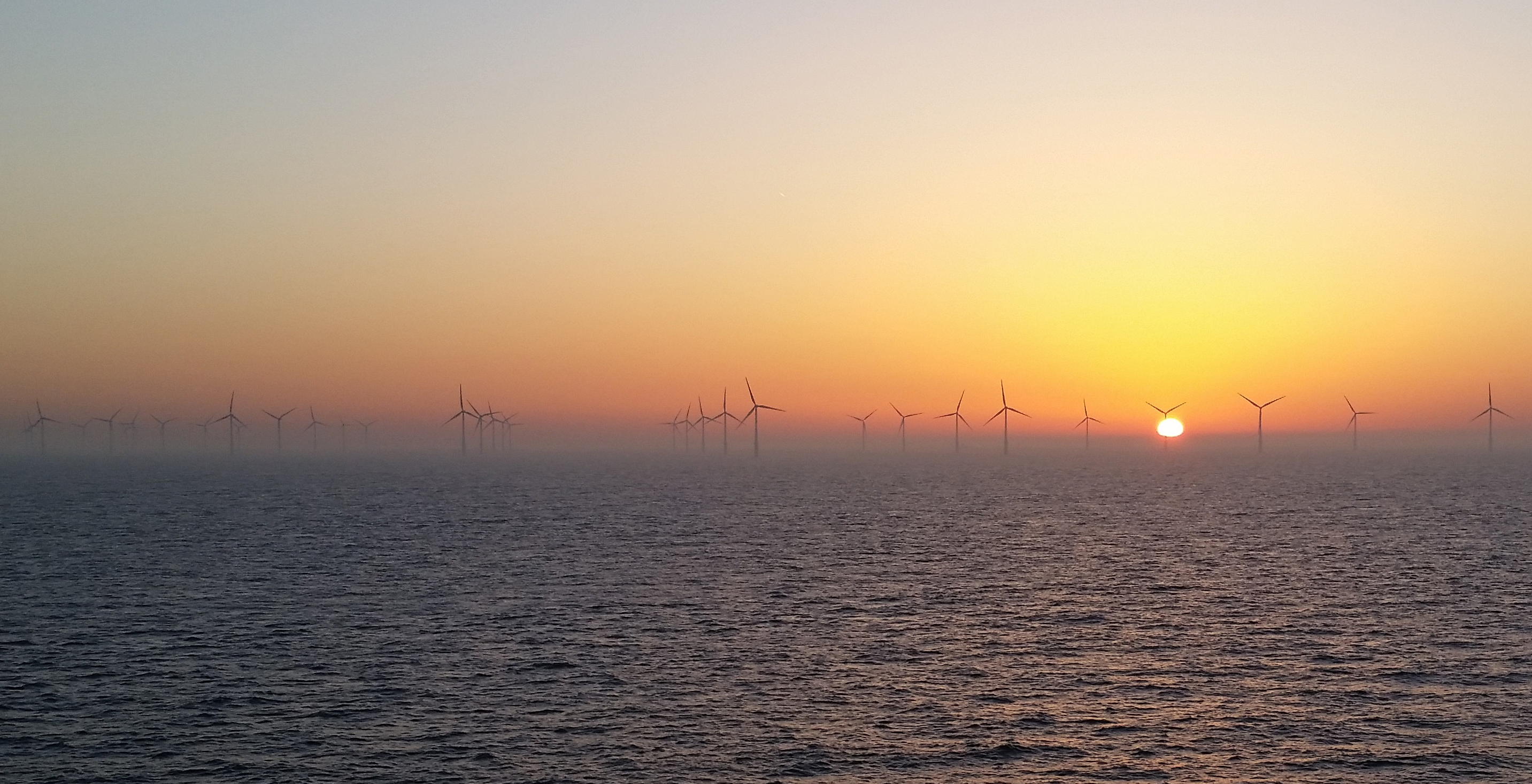 molinos Offshore Wind Europe, stage to introduce ROMEO to relevant agents of the sector