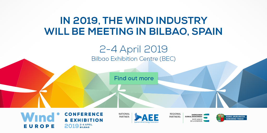 windeurope-2019-SM-banner ROMEO project, one of the protagonists in WindEurope Conference & Exhibition