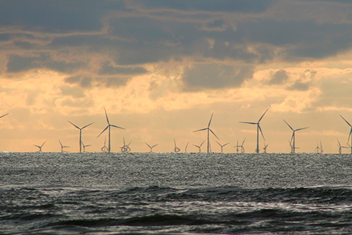 east-anglia-windfarm- The turbine installation on East Anglia ONE offshore wind farm has been completed