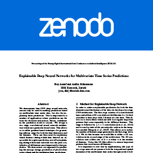 zenodo-explainable Scientific Papers